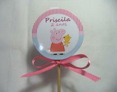 PIRULITO DE CHOCOLATE PEPPA PIG