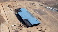 Fuite chimique dans la gigafactory de Tesla