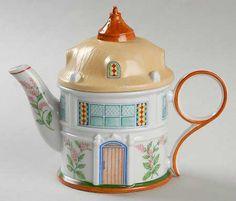 Lenox ChinaEnglish Garden Teapot Collection at Replacements, Ltd