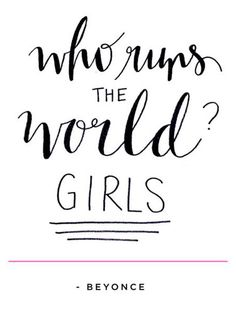 Great page on the Seventeen Magazine website about inspirational quotes for girls! check it out