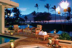 Mauna Lani in Hawaii...heaven