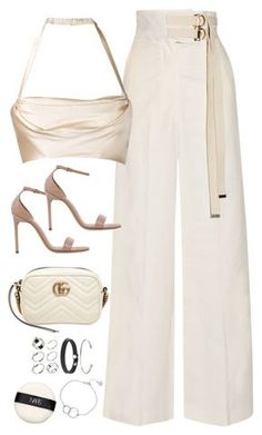 """""""Sem título #5163"""" by fashionnfacts ❤ liked on Polyvore featuring Marni, Dolci Follie, Yves Saint Laurent, Gucci, ASOS, Chupi and NARS Cosmetics"""