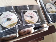 What's this? A fresh batch of souvenir CDs? Stay tuned: more info coming soon!