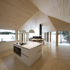 HOUSE Y by Arkkitehtitoimisto Teemu Pirinen