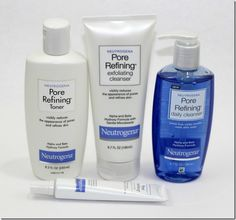 Neutrogena Pore Refining Collection: 7 Days To Porefection? - Hey Aprill