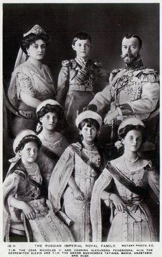 Romanov history