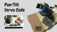 Simple Arduino Projects, Iot Projects, Servo Arduino, Electronics Mini Projects, Learn Robotics, Mobile Robot, Arduino Programming, Diy Store, Tilt