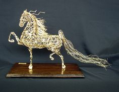 FIVE-GAITED by Suzan Dudula | American Saddlebred Museum 2007 Auction
