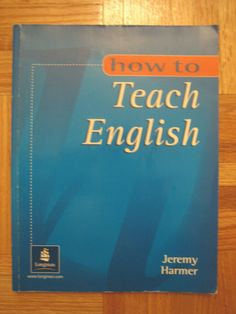There are passages that are highlighted inside--still in very good condition. How To Teach Grammar, Teaching Grammar, Teaching English, English Language Learners, English Book, Second Language, Esl, Textbook, Education