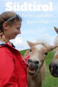 Südtirol: Familienferien auf dem Bauernhof.