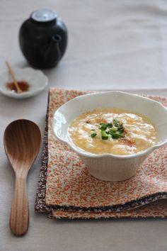 お豆腐のとろとろかき玉あん。 by 栁川かおり / レシピサイト「ナディア / Nadia」/プロの料理を無料で検索