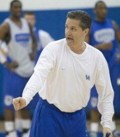 Coach Calipari's 20 in 20 Conditioning Drill. Great For Getting Players in Shape.