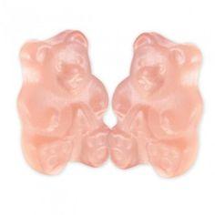 Albanese Pink Grapefruit Gummi Bears 5lb Bag #50176