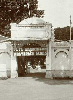Ingang Stadstuin, Semarang