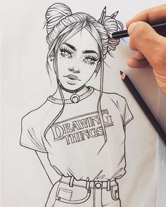 Cute sketches Swipe Black red or blue? Artist: @rikleeillustration Use #arts_moonlight for a chance to be noticed! For immediate feature/promotion DM #instadraw #instart #originalart #sketchoftheday #illustrationart #quicksketch #art_we_inspire #shading #instasketch #nirvana #hypnotizing_arts