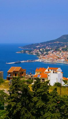 During the ancient times, Samos Greece was a very wealthy and powerful state, it was mainly known ... #Samos #Greece #awesomeviews #travel