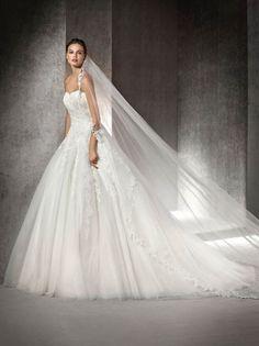 Fotos de vestidos de novia ¡21 Diseños Espectaculares!