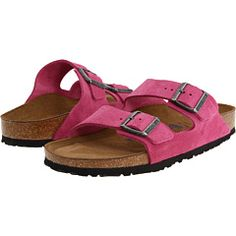 a30a88a442f2 Birkenstock arizona soft footbed rose wine suede