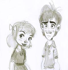 Sketch Gallery #sketch #draft