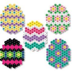 Pearler Beads Patterns Easter #beading #pearlerbeads #ideas