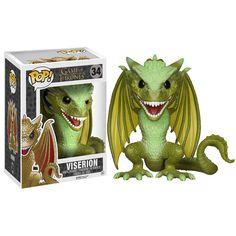 """Game of Thrones 6"""" POP! Vinyl Figure - Rhaegal Dragon @Archonia_US"""
