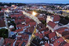 In der Nacht durch Steyr … Steyr, Kaiser Franz Josef, Getting To Know, Tourism, Viajes