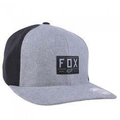 Gorra Fox Linger Racing FlexFit 08d635c869a