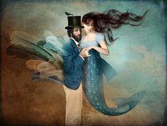 Catrin Welz-Stein: A Mermaids Love