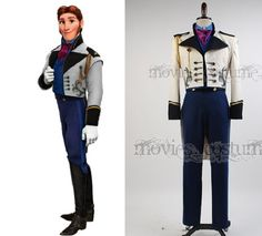 Prince Hans, Frozen | Community Post: 16 Ridiculously Good-Looking Disney Costumes You Can Actually Buy