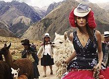 Grandes Editoriais – O peruano Mario Testino fotografa no Peru http://www.comunidademoda.com.br/grandes-editoriais-o-peruano-mario-testino-fotografa-no-peru/