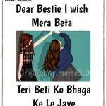 Love You Bestie, Besties, Wish, Memes, Meme, Bff