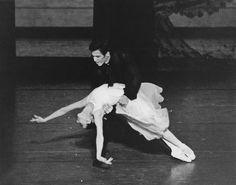 Marcia Haydee und Richard Cragun
