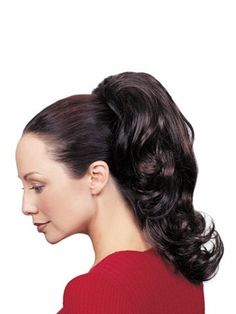 Rampage Hairpiece | Pony Tail | Hair & Beauty Canada #hair #hairstyles #updoes #ponytails #easihair #wigs