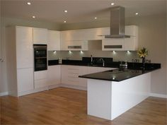 Finding a perfect service provider for Affordable Fitted Kitchens in London is a challenging task for you, but you have to do it to take the best services. Always hire a professional company which is providing the services at reasonable rates. Kitchen Room Design, Kitchen Sets, Modern Kitchen Design, Home Decor Kitchen, Interior Design Kitchen, Kitchen Furniture, Kitchen Cabinetry, Kitchen Flooring, Minimalist Kitchen
