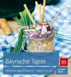 Bayrische Tapas kochbuch