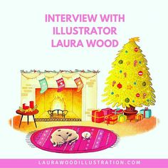 On the BLOG today we have an interview with the super talented illustrator Laura Wood.  Laura has worked with Usborne Books Scholastic Ladybird Parragon Penguin and many more. What a fantastic array in such a short time! We asked Laura how do you become a freelance illustrator?  How much control does she have over the designs?  How long does it take to illustrate a book? Lots more too you can get to it through the link in bio... (yes through our shoppable Instagram link it does work!)…