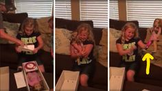 Little Girl Gets A Specially Made Doll Just Like Her, And It Brought Us To Tears!