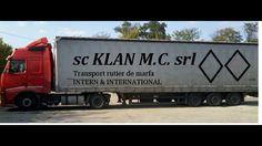 Transport rutier de marfa . www.klan-mc.ro  pt comenzi si cereri cotatii : office@klan-mc.ro  Tel :0730984875 ; 0744549347