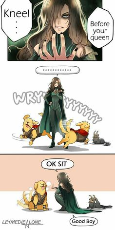 Oh my god, Loki as a cat is so perfect it hurts. (I actually had a cat named Loki when I was little too!) <<< I had a cat named Hela! Avengers Humor, Marvel Avengers, Funny Marvel Memes, Marvel Jokes, Dc Memes, Marvel Heroes, Funny Comics, Baby Avengers, Funny Memes