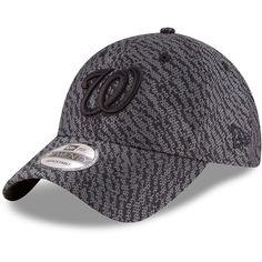 f4312cc7 Washington Nationals New Era Boost Hook 9TWENTY Adjustable Hat - Black