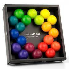 Crea tu propia obra de arte y un sinfín de formas con estas bolas de colores, realizadas en madera natural, que encontrarás en la #LibreríaMPM. Gíralas, retuércelas, ¡y deja volar tu imaginación!