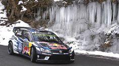 P1: WRC - Ogier lidera segundo dia em Monte-Carlo. Kub...