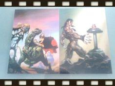 ❤ Boris Vallejo Collector Cards ❤