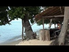 ▶ Koh Chang, Thailand and Little Eden Bungalows in Lonely Beach - YouTube