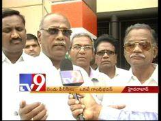 T and Seemandhra Cong leaders quarrel over Gandhi Bhavan ownership