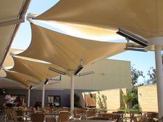 Architecture On Pinterest Modern Pergola Shade Sails