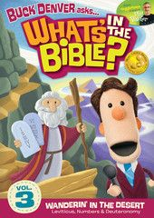 What's in the Bible? DVD 3: Wanderin' in the Desert