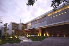 FF House, Mexico - http://www.adelto.co.uk/open-and-spacious-design-at-ff-house-zapopan-mexico