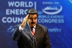 Maduro dice en Estambul que precios del petróleo deberían ser más justos y más realistas - http://www.notiexpresscolor.com/2016/10/10/maduro-dice-en-estambul-que-precios-del-petroleo-deberian-ser-mas-justos-y-mas-realistas/