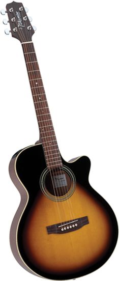 l.EG260C-BSB 6 String Acoustic / Electric Guitar - G Series FXC Series - Takamine Guitars